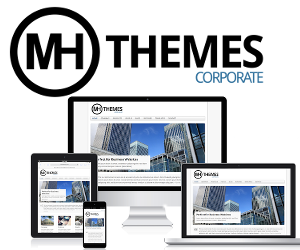 MH Corporate WordPress Theme